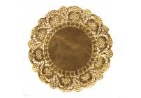 Serwetki papierowe złote