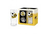 otwieracz z magnesem + szklanka do piwa 500ml - Piwo Super-faceta
