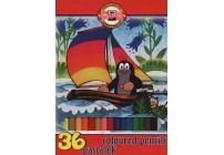 Kredki ołówkowe Koh i Noor KRECIK 12 kolorów