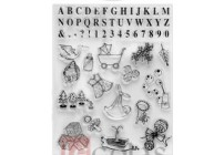 Stempel akrylowy Stamperia FOR YOU